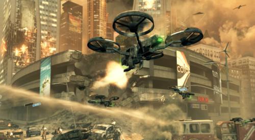 عکس های بازی call of duty black ops 2 سال 2012
