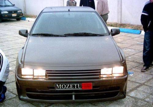 عکس ماشین پژو اسپرت شده در ایران