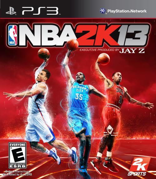 والپیپر و عکس های بازی های جدید بسکتبال 2013-NBA13
