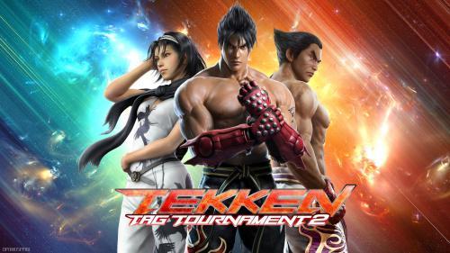 عکس و والپیپر های بازی جدید تیکن tekken tournament