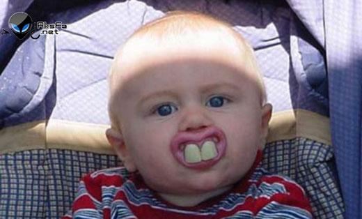عکس های بچه های باحال و خنده دار-5 عکس بچه باحال و خنده دار