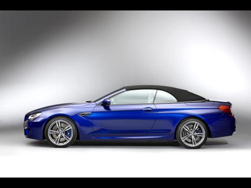 عکس و والپیپر ماشین بی ام و بدون سقف BMW M6 2012
