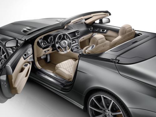 عکس و والپیپر مرسدس بنز SL 65 AMG-تولید 2012