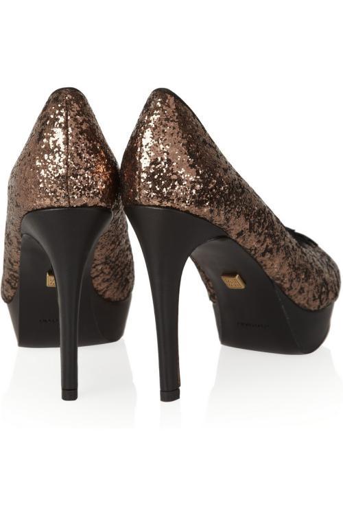 مدل کفش های براق و جدید