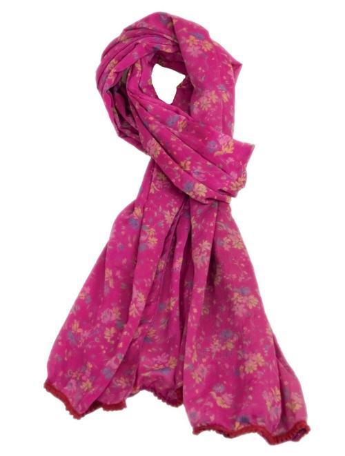 مدل روسری های دخترانه جدید و قشنگ-گالری عکس