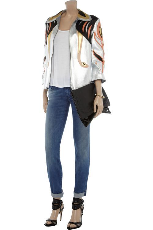 گالری عکس شلوارهای جین دخترانه قشنگ-سری جدید