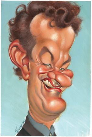عکس های تام هنکس tom hanks-کاریکاتور های خنده دار از بازیگران