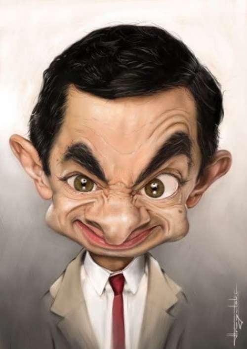 مستر بین mr bin-عکس و کاریکاتور