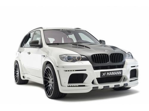 عکس و والپیپر ماشین بی ام و شاسی بلند سفید اسپرت BMW
