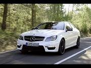 عکس و والپیپر ماشین مرسدس بنز سفید رنگ Mercedes-Benz