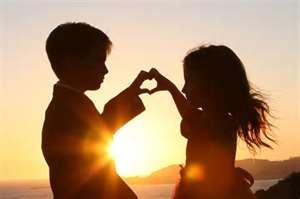 عکس عاشقانه کودکان جدید