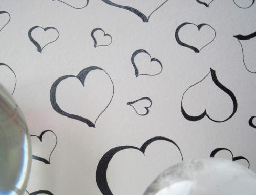 عکس عاشقانه طراحی