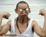 عکس زشت ترین مرد دنیا