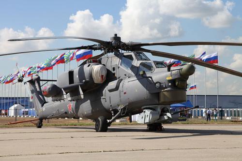 عکس هلیکوپتر های جنگی