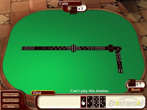 دانلود رایگان بازی پرتابل کم حجم دومینو domino-برای کامپیوتر