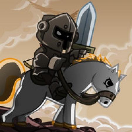 دانلود  بازی کامپیوتر شوالیه اسب سوار