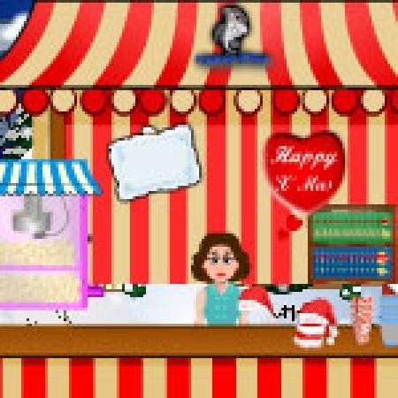 دانلود  بازی کافه کریسمس
