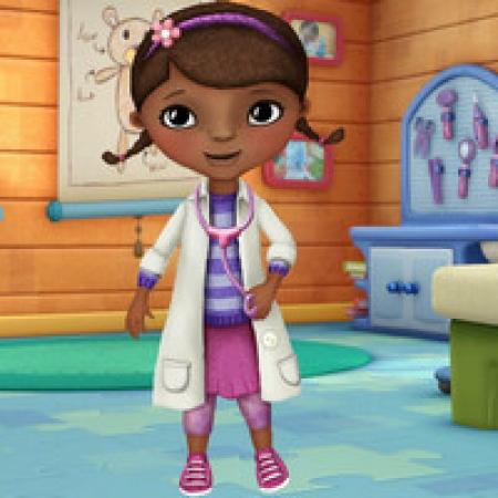 دانلود  بازی کارتونی چشم پزشکی doc mcstuffins