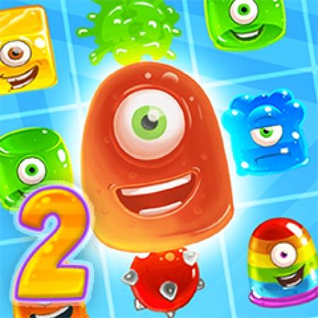 دانلود  بازی ژله های رنگی Jelly Madness