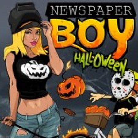 دانلود  بازی پسر روزنامه فروش هالووین
