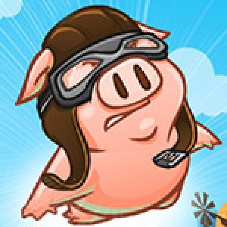 دانلود  بازی پرواز خوک