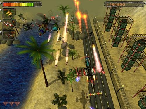 دانلود رایگان بازی پرتابل هلیکوپتر جنگی برای کامپیوتر دو نفره