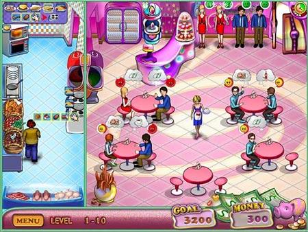دانلود رایگان بازی پرتابل دخترانه مدیریت رستوران قشنگ برای کامپیوتر