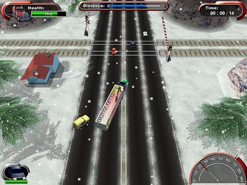 دانلود رایگان بازی مسابقه کامیون سواری پرتابل برای کامپیوتر