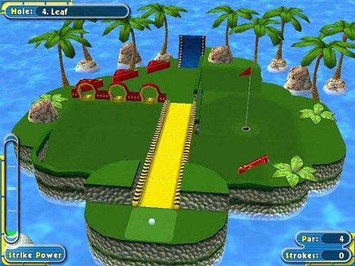 دانلود رایگان بازی گلف جدید کامپیوتری PC پرتابل
