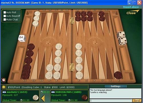 دانلود رایگان بازی کامپیوتر تخته نرد پرتابل