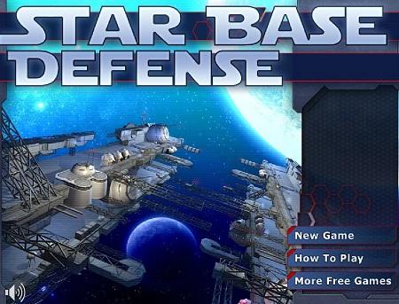 بازی فلش آنلاین فضایی استراتژیک و مرحله ای دفاع از قلعه