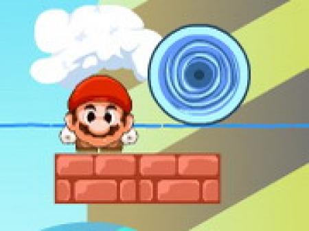 دانلود  بازی معمایی نجات ماریو - بازی آنلاین