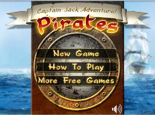 دانلود گیم رایگان-بازی فلش آنلاین کشتی دزدان دریایی