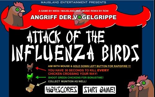 دانلود بازی-گیم رایگان کشتن مرغ -فلش آنلاین