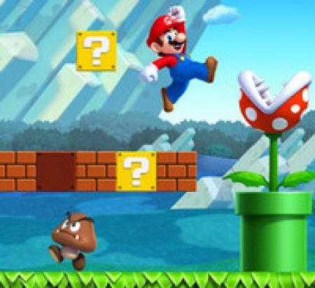 دانلود  بازی سوپر ماریو - بازی آنلاین