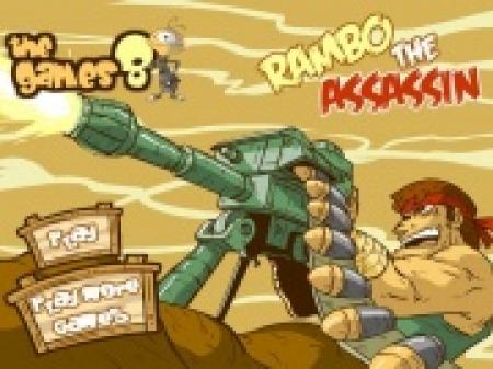 دانلود  بازی رمبو قاتل - بازی آنلاین
