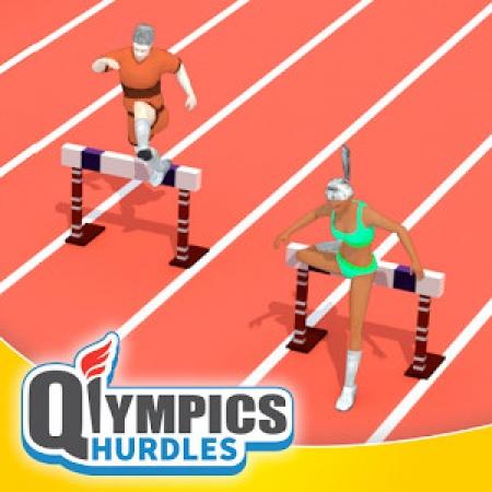 دانلود  بازی دونفره دوی با مانع المپیک - بازی آنلاین