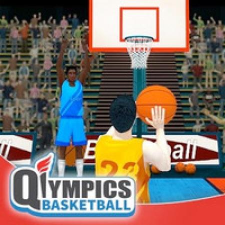 دانلود  بازی دونفره بسکتبال المپیک - بازی آنلاین