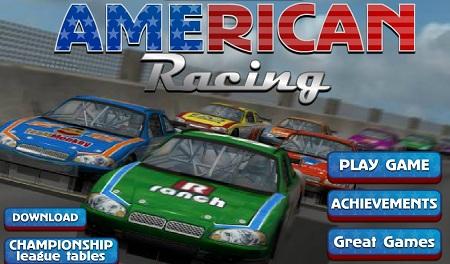 دانلود گیم آنلایم ریسیتنگ ومسابقه ماشین جدید -مسابقات آمریکا American Racing