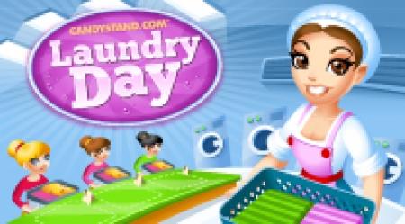 دانلود  بازی دخترانه خشکشویی - بازی آنلاین