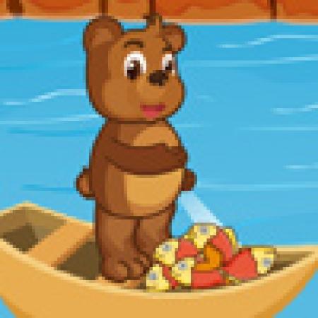 دانلود  بازی خرس شکمو - بازی آنلاین