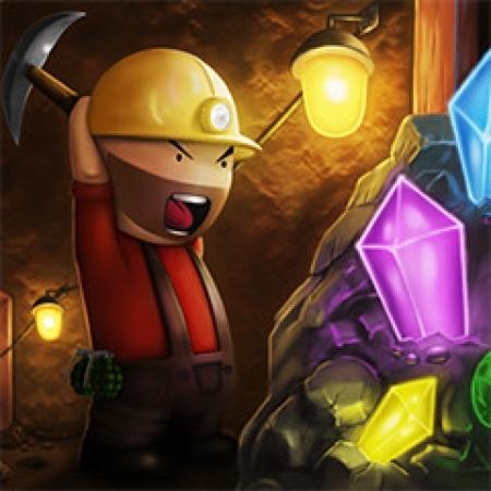 دانلود  بازی حفاری معدن - بازی آنلاین