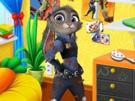 دانلود  بازی جودی پلیس زوتوپیا - بازی آنلاین
