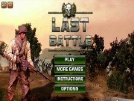 دانلود  بازی جنگی آخرین نبرد - بازی آنلاین