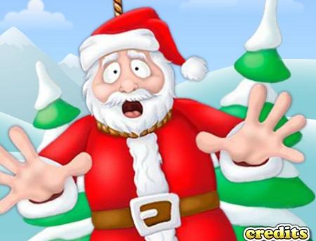 بازي سرگرم کننده و جذاب آنلاين نجات بابا نوئل از اعدام
