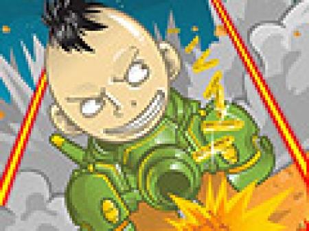 دانلود  بازی تهاجم بیگانگان - بازی آنلاین