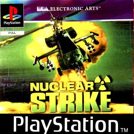 دانلود رایگان ایمیج بازی هلیکوپتر nuckear strike پلی استیشن 1 برای کامپیوتر
