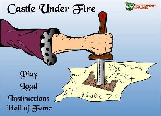 بازی استراتژیک دفاع از قلعه کم حجم همراه دانلود