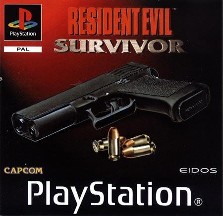 دانلود بازی رزیدنت اویل resident evil survive برای pc-پلی استیشن 1 با لینک مستقیم