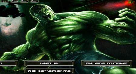 بازی آنلاین آقای هالک باورنکردنی -Hulk Mandes